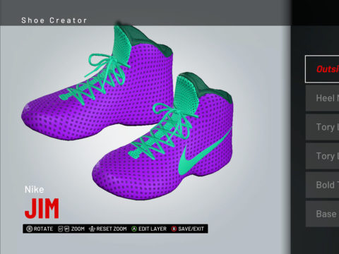 Shoes designed by Agata