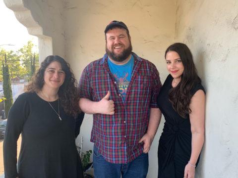 Anastasia, Mitch & Agata