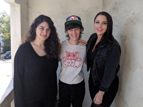 Anastasia, Ariana & Agata