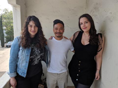 Anastasia, Jason & Agata