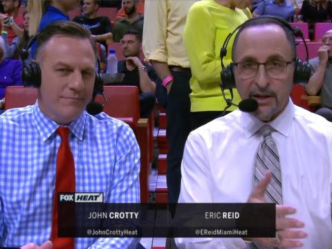 FOX HEAT's Johnny Karate & Eric Reid