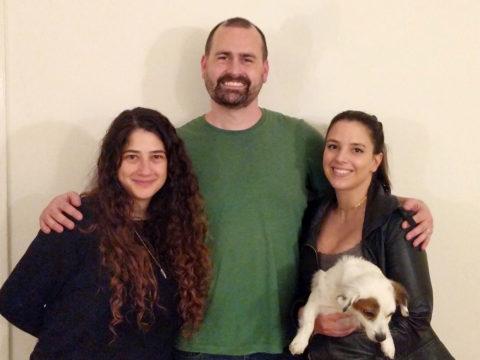Anastasia, Owen & Agata