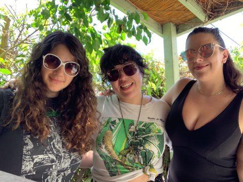 Anastasia, Natalia & Agata