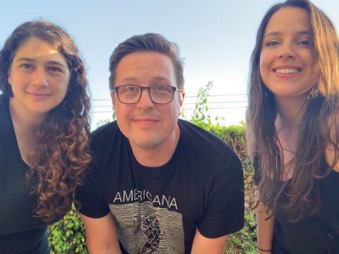 Anastasia, Mike & Agata