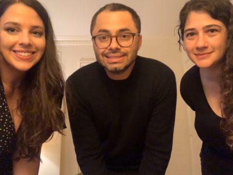 Agata, Joe & Anastasia