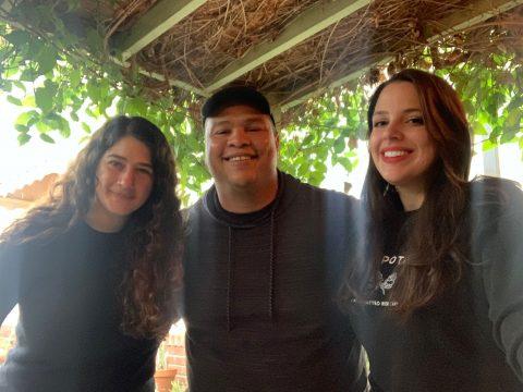 Anastasia, Josiah & Agata