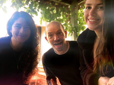 Anastasia, Paul & Agata