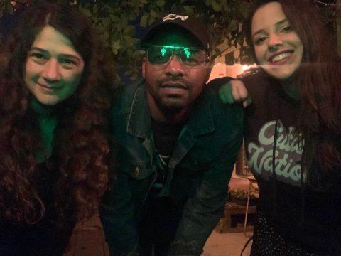 Anastasia, Ronnie & Agata