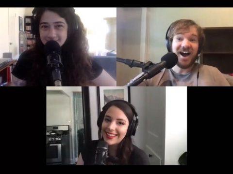 Anastasia, Sean & Agata