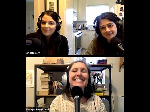 Agata, Anastasia & Katelyn