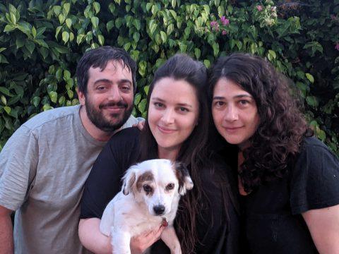 Gabe, Agata, Anastasia & Louie